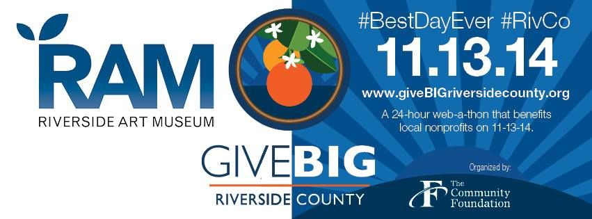 Give Big Riverside County