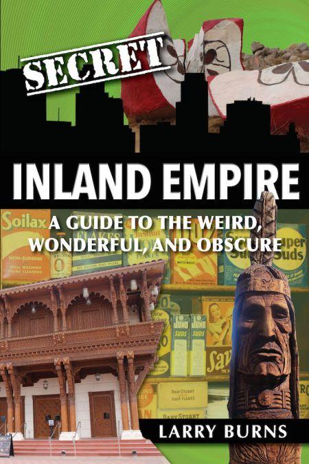 Secret Inland Empire Book Launch