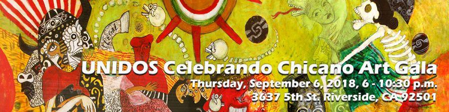 UNIDOS Celebrando Chicano Art Gala