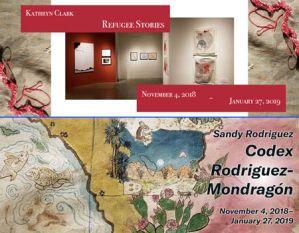 Kathryn Clark + Sandy Rodriguez Artists Talk